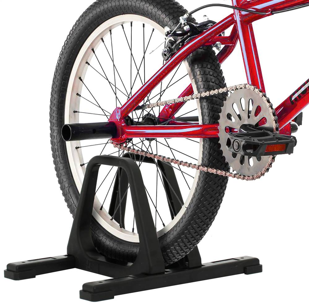 Black Hi Tech BMX Stand Non Adjustable Display