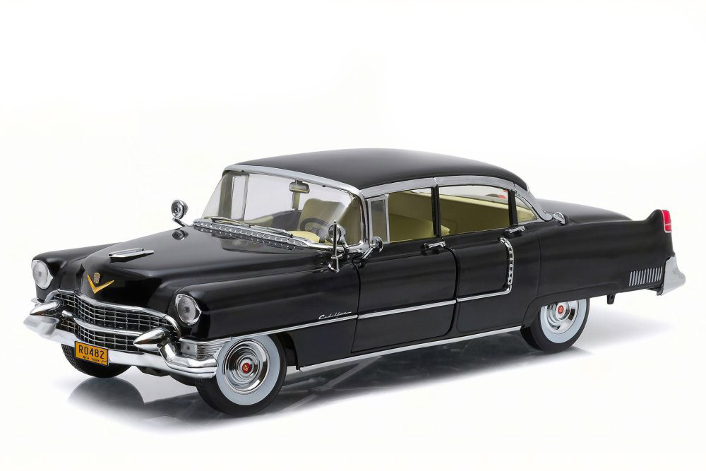 1:24 GreenLight cadillac fleetwood series 60 the godfather 1955 Black