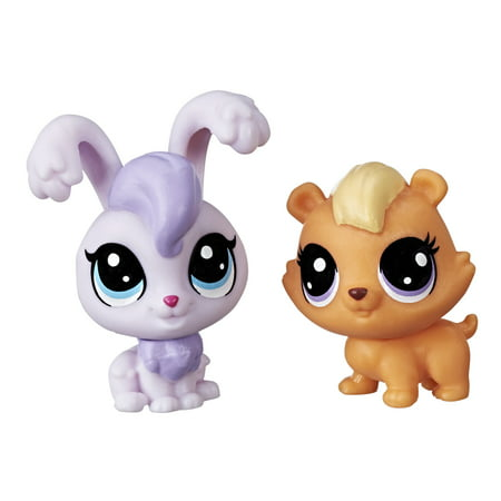 Littlest Pet Shop Mini 2-Pack Biggest Littlest Pet Shop