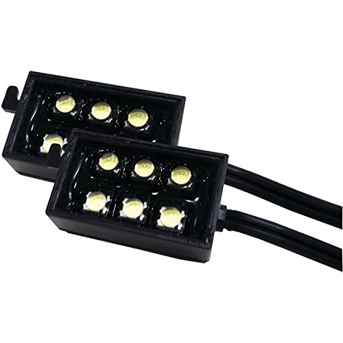 Race Sport Led Bed Rail Lighting - Truck Exterior (rs-4p-ledbed)