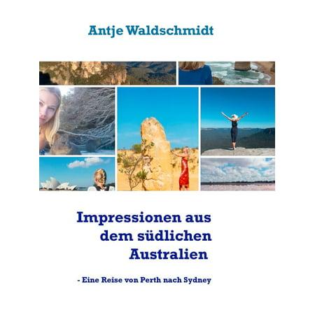 Impressionen aus dem südlichen Australien - eBook (Shops In Perth, Australien)
