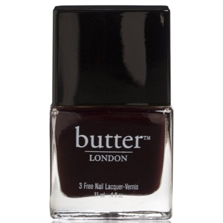 Butter London 3 Free Nail Lacquer, La Moss, 0.4 Fl