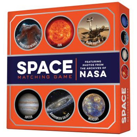 Astronomy Games (Space Matching Game : Featuring Photos from the Archives of)