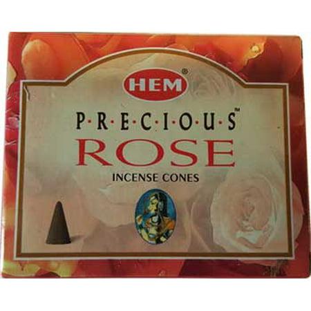 - Fortune Telling Toys Precious Rose HEM Cone 10pk Spiritual Ceremony Meditation Therapy