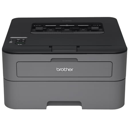 - Brother HL-L2315DW Monochrome Laser Printer, Refurbished