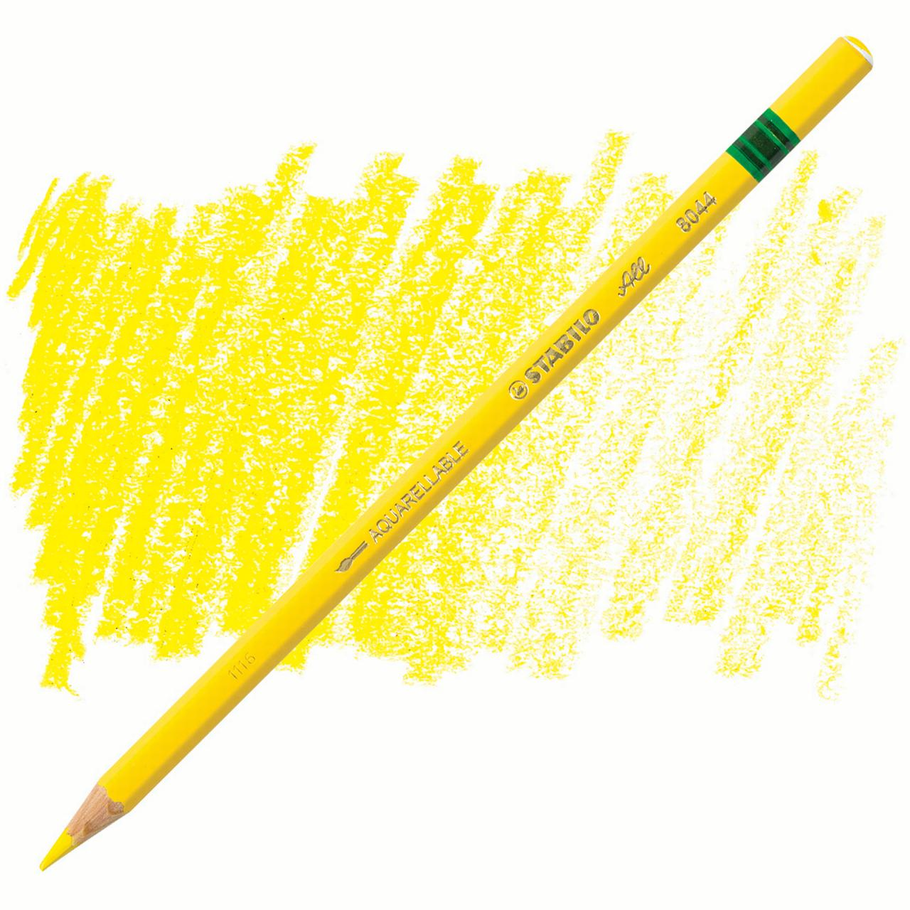 Stabilo Colored Marking Pencil - Yellow - Walmart.com ...