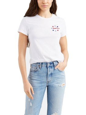 9004831161 Product Image Levi's Women's Stars Perfect Tee