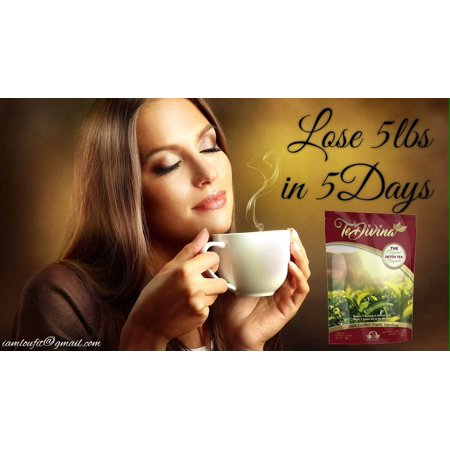 One weeks supply of Popular vida divina detox weight loss
