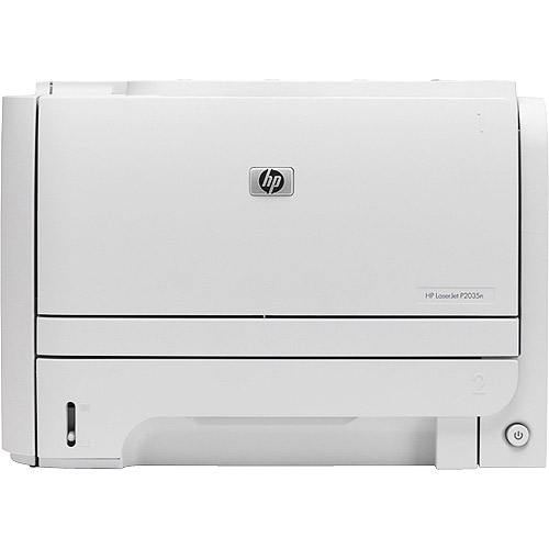 HP Refurbish LaserJet P2035N Laser Printer (CE462A) - Seller Refurb