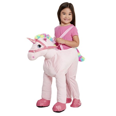 Cool Dress Up Ideas For Halloween (Toddler Pink Unicorn Ride On One Size Halloween Dress Up / Role Play)