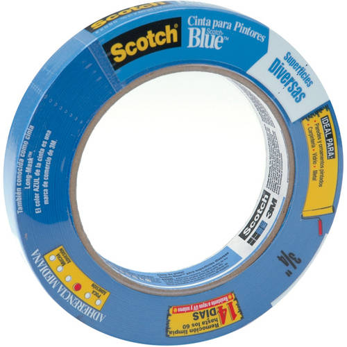 ScotchBlue Painter's Tape Original Multi-Use, Multiple Sizes Available