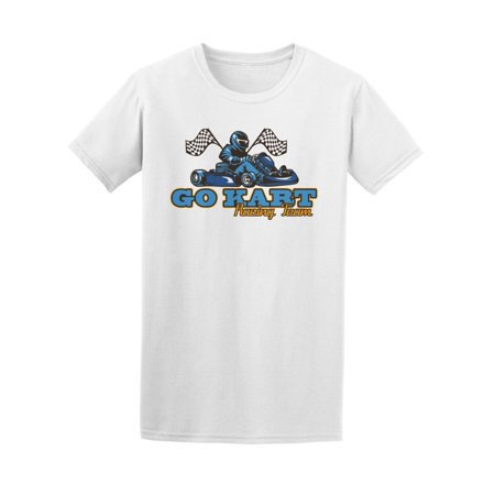 Go Kart Racing Team Tee Men's -Image by (Racing Go Karts For Sale Cheap Used)