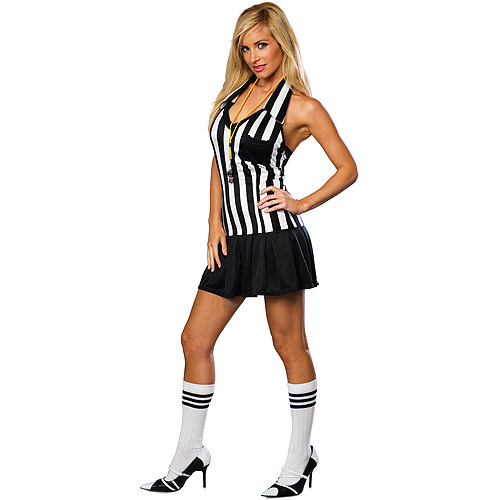 Foul Play Referee Sexy Adult Women's Costume