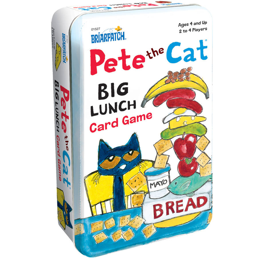 Briarpatch Pete The Cat Big Lunch Game