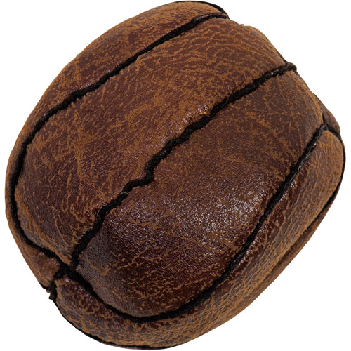 Howard Pet Vintage Basketball Dog Toy