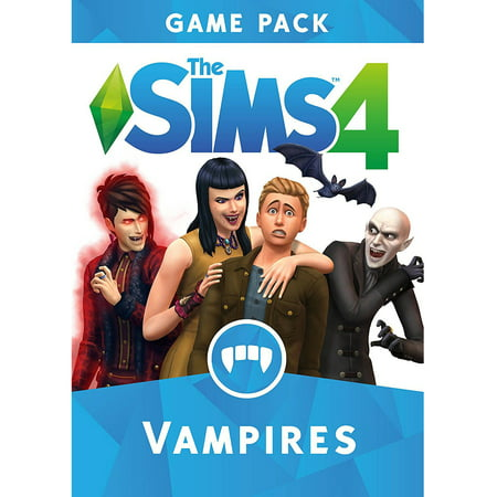 Electronic Arts 031929 The Sims 4 Vampires ESD (Digital Code) - Sims 4 Halloween Cc