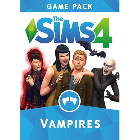 Electronic Arts 031929 The Sims 4 Vampires ESD (Digital Code)](Sims 4 Halloween Fish)