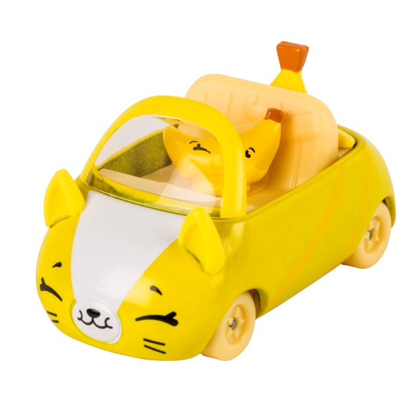 Shopkins Cutie Car Single Pack, BANANA BUMPER