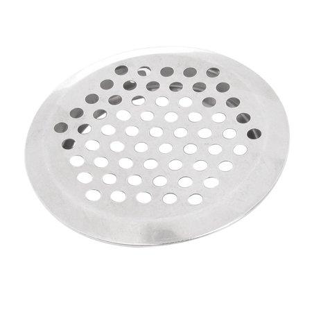 Unique Bargains 53mm x 64mm Ventilation Grille Perforated Circular Mesh  Air Vent
