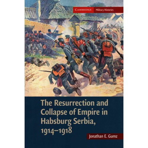 The Resurrection and Collapse of Empire in Habsburg Serbia, 1914 1918: Volume 1