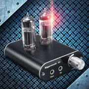 Lossless Audio Mini 6J5 Vacuum Tube Headphone Amplifier Stereo HiFi Amp Preamp