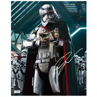 Gwendoline Christie Autographed Star Wars: The Force Awakens 8x10 Captain Phasma Stormtooper Commander Photo