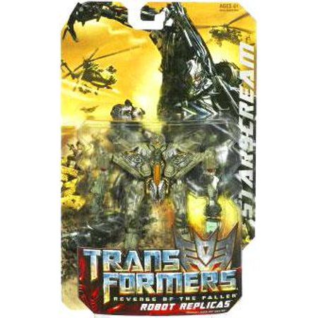Transformers Hasbro Tra Mv2 Robot Replicas Starscream