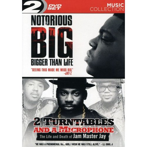 Notorious B.I.G.: Bigger Than Life / 2 Turntables And A Microphone (Widescreen)