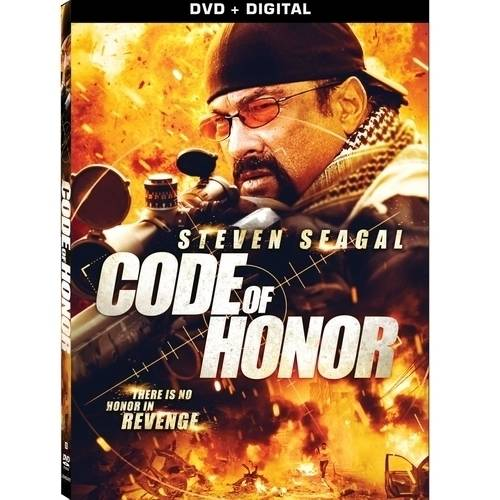 Code Of Honor (DVD   Digital Copy) (With INSTAWATCH)