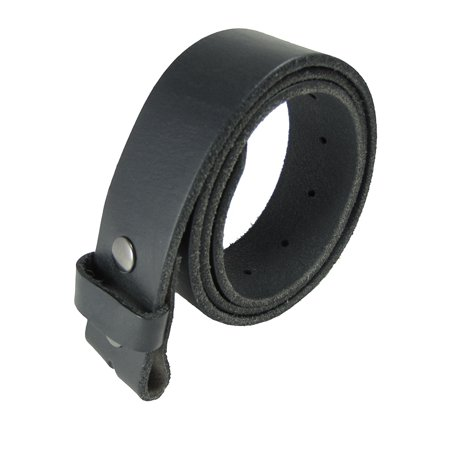 Genuine Leather Belt Strap without Belt Buckle Designer Star Belt Buckle