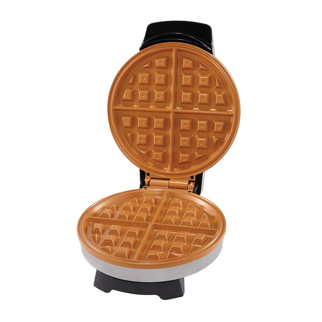 Farberware Nonstick Round Copper Waffle Maker