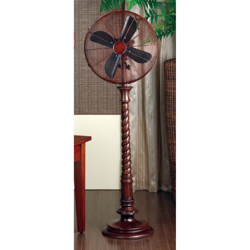 Deco Breeze Floor Standing Fan - Raleigh