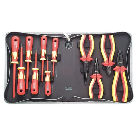 Eclipse General Hand Tool Kit, 902-218
