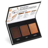 Black Radiance True Complexion Contour Palette, Dark to Deep