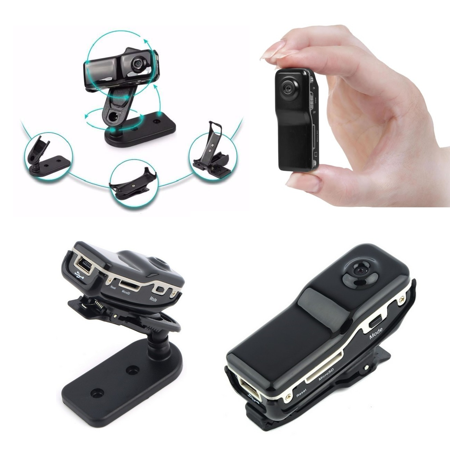 Mini DVR Wireless Camera with Sound Activated