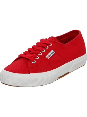 Superga Womens 2750 Cotu Classic Canvas Low Top Lace Up Fashion Sneakers