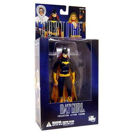 DC Alex Ross Justice League Series 8 Batgirl Action Figure Alex Ross Batman Figure
