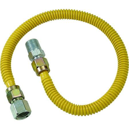 Brasscraft CSSD54-60 Gas Dryer and Water Heater (Cost To Add Gas Line To Kitchen)