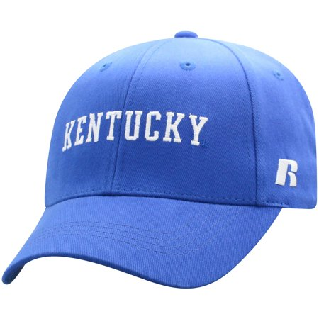 Men's Russell Athletic Royal Kentucky Wildcats Endless Adjustable Hat - OSFA