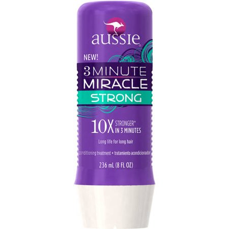 Aussie 3 Minute Miracle Strong Treatment  8 Oz
