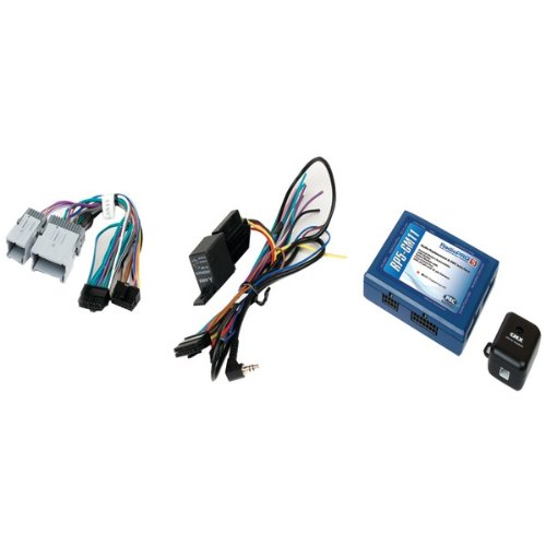 Pac Rp5-gm11 Radiopro5 Interface For Select Gm[r] Class Ii Vehicles With Onstar[r]