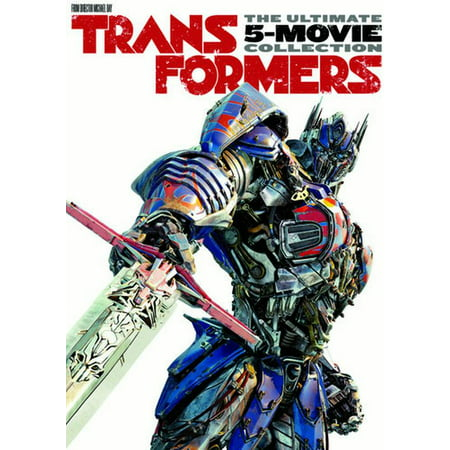 Transformers: The Ultimate Five Movie Collection ( (DVD)) - The Movie Minions