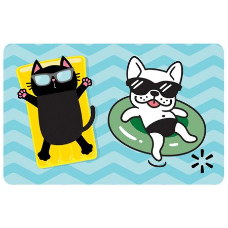 Pool Pets Walmart eGift Card