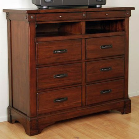 A-America Kalispell 8 Drawer Media Chest