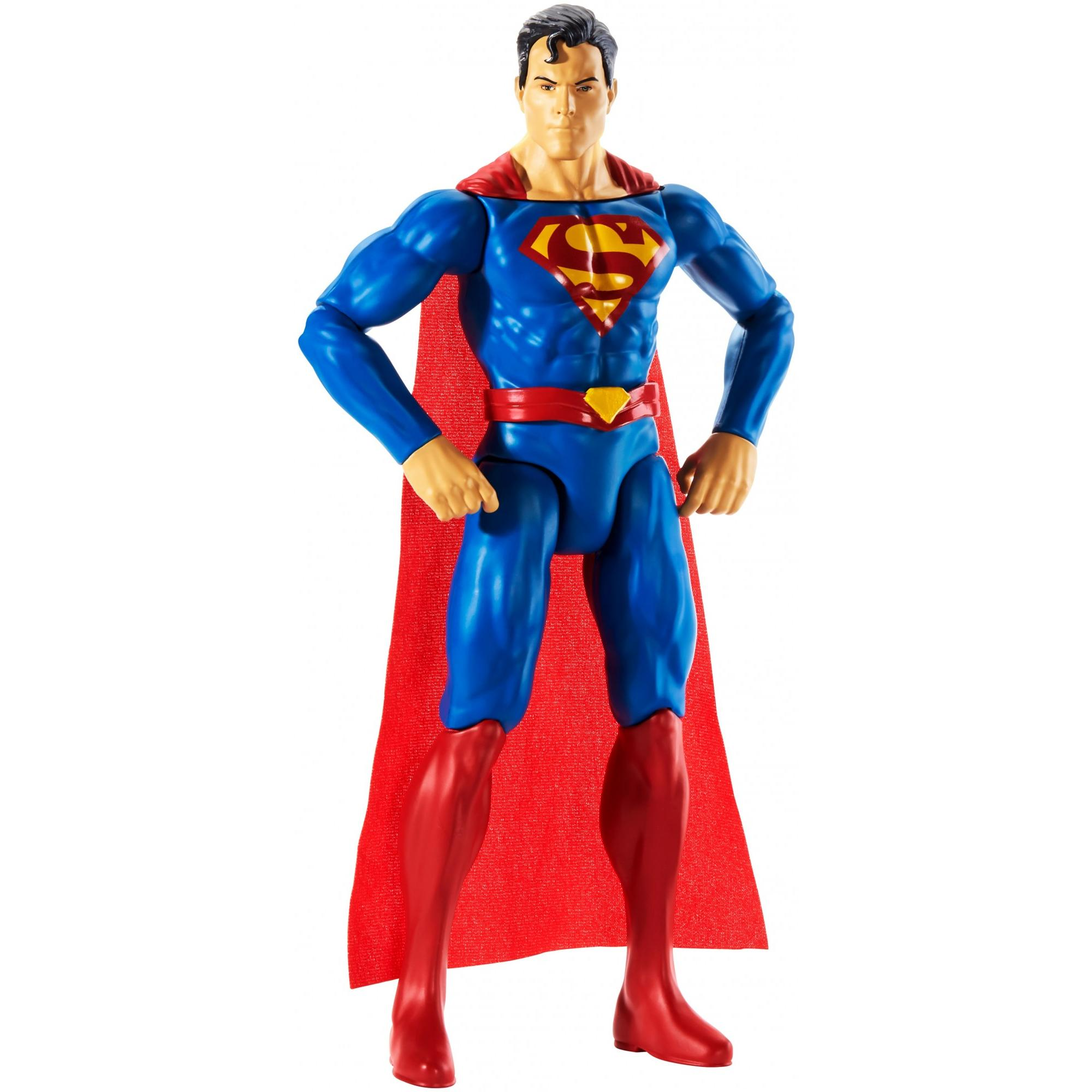 "12/"" Large Superman Talking Action Figure"