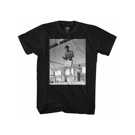 Muhammad Ali 60s Goat Greatest Boxer Of All Time Step 2 3 4 Adult T-Shirt (Top 10 Heavyweight Boxers Of All Time)