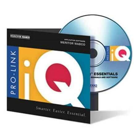 Nexiq Technologies 888014 Pro Link Iq Meritor Wabco Suite