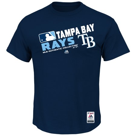 Tampabayrays Com (Tampa Bay Rays Majestic Team Choice T-Shirt -)