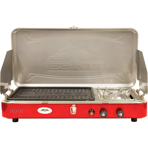 Camp Chef Mountain Series Teton Cooking System