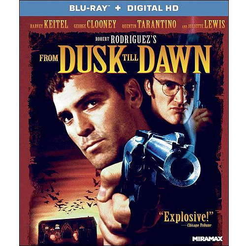 From Dusk Till Dawn (Blu-ray + Digital HD) (With INSTAWATCH) (Widescreen)
